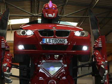 Real-Life Transformers Are (Almost) Here