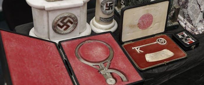 Jew Detector: Nazi Head-Measuring Device Found In Secret Collection In