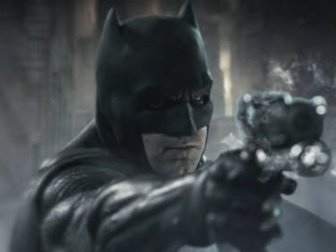 Ben Affleck Warns Batman Fans to Back the Fuck Up