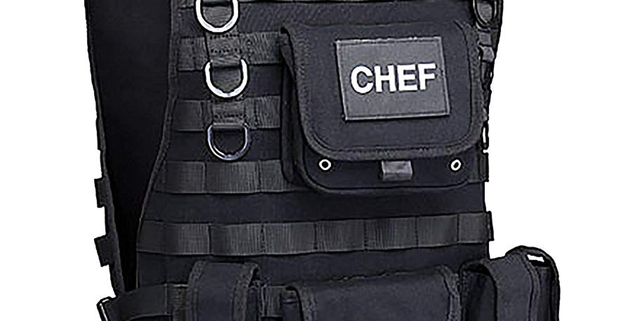ThinkGeek Tactical Molle Apron