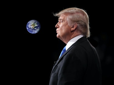 Neil deGrasse Tyson Wants to Send Trump to Space to Save Earth