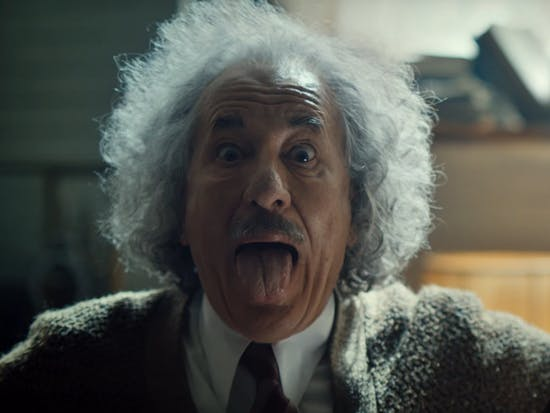How Long Before Einstein Has Sex in the 'Genius' Premiere?
