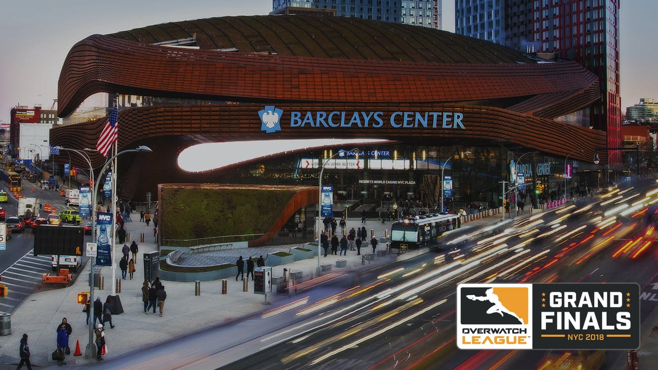 The Overwatch League is heading to Brooklyn, NY for the Grand Finals in July.