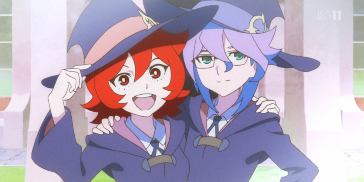 The 7 Best Magic School Anime Series On Netflix There Are A Lot  Inverse-7796