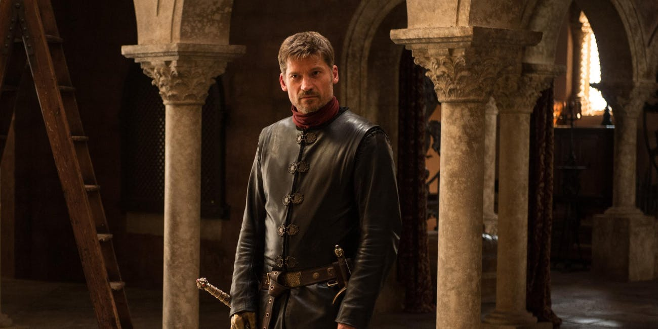 "Jaime Lannister has permanently become one of the ""good guys"" on 'Game of Thrones.'"