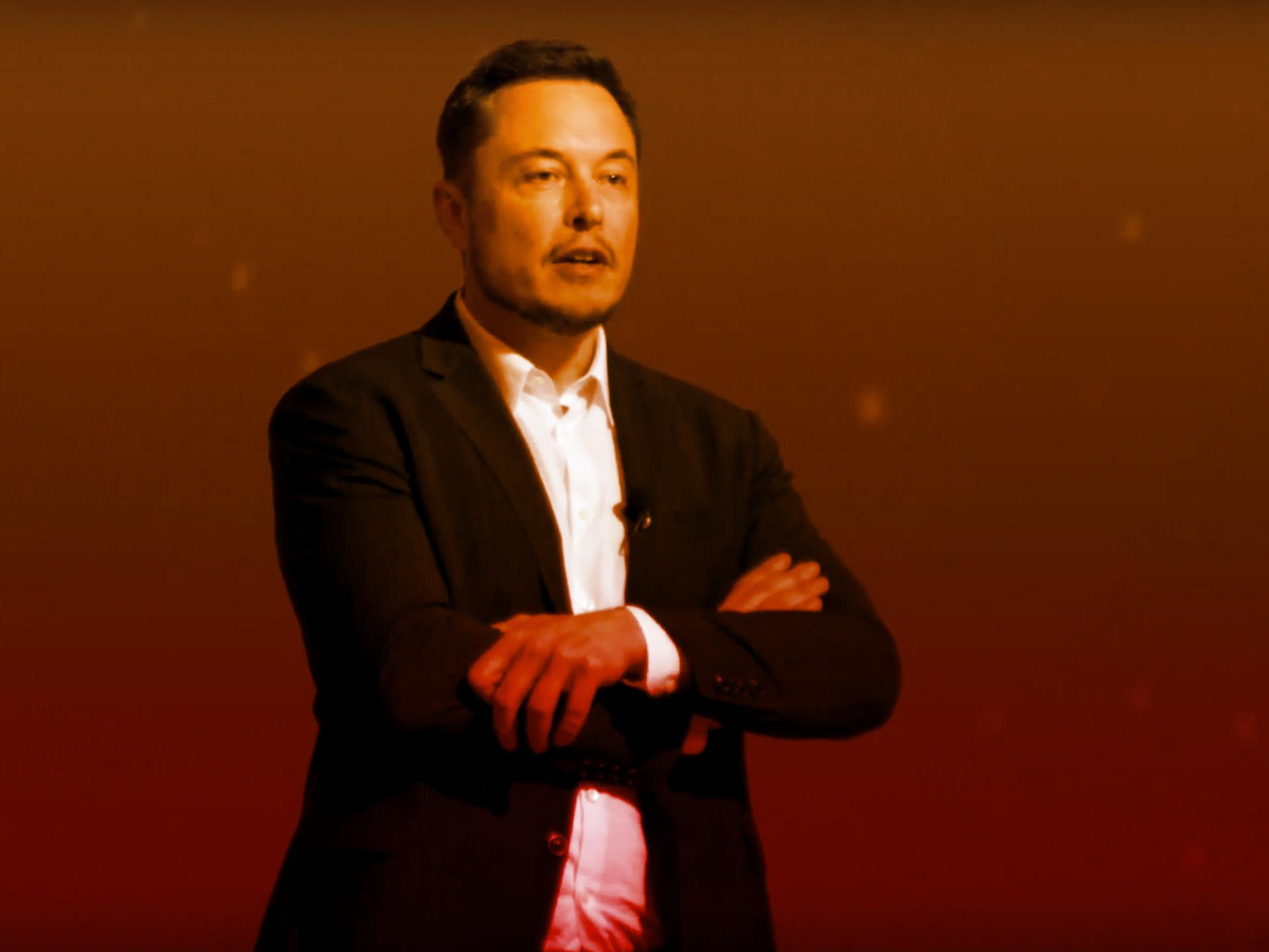 Elon Musk Would Like to Visit Mars, Needs to Plan in Case He Dies