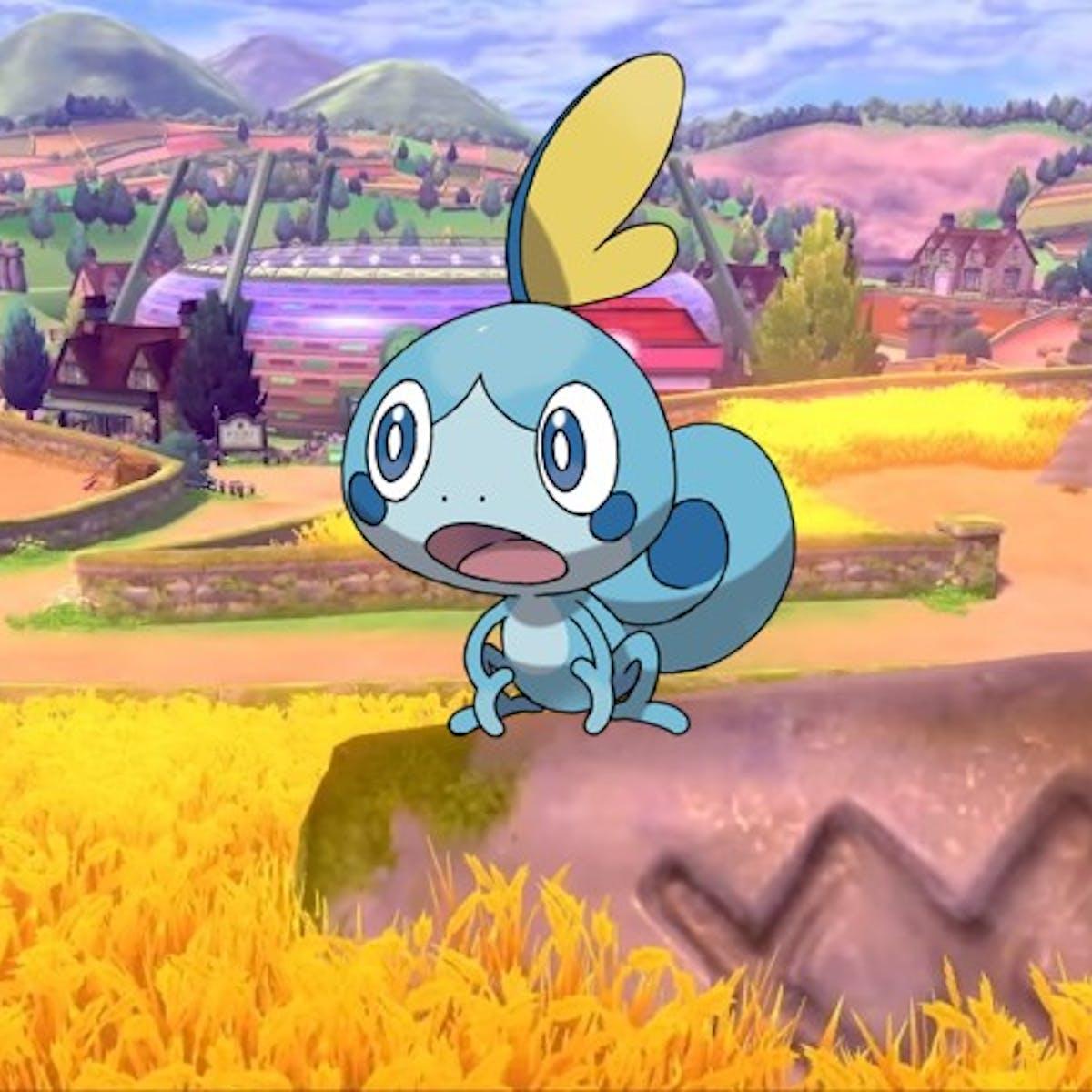 Pokemon Sword And Shield Starter Evolutions Leaked Best Fan Art So