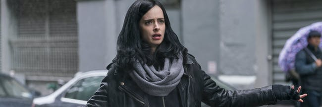The Defenders Jessica Jones