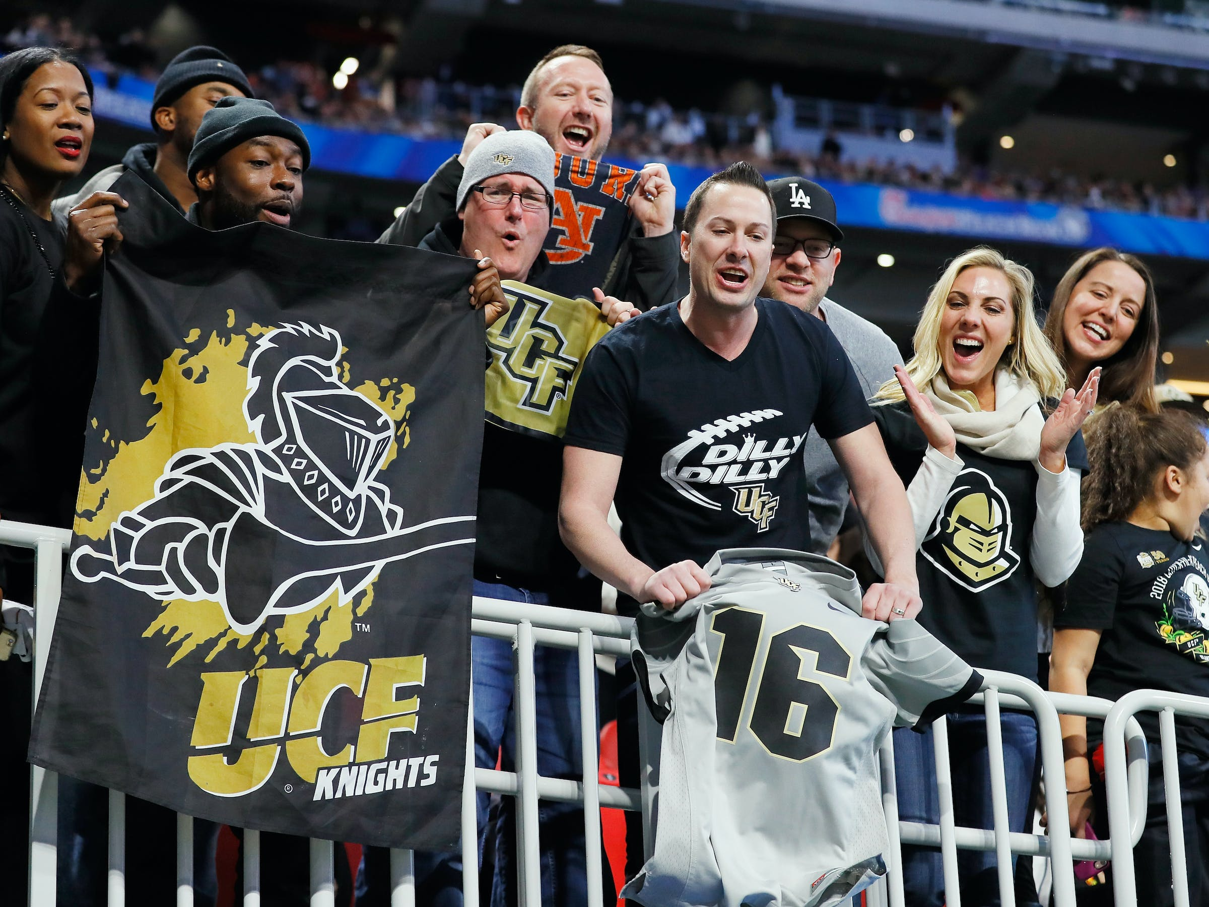 UCF: Why One Computer Named Them College Football Champs Over