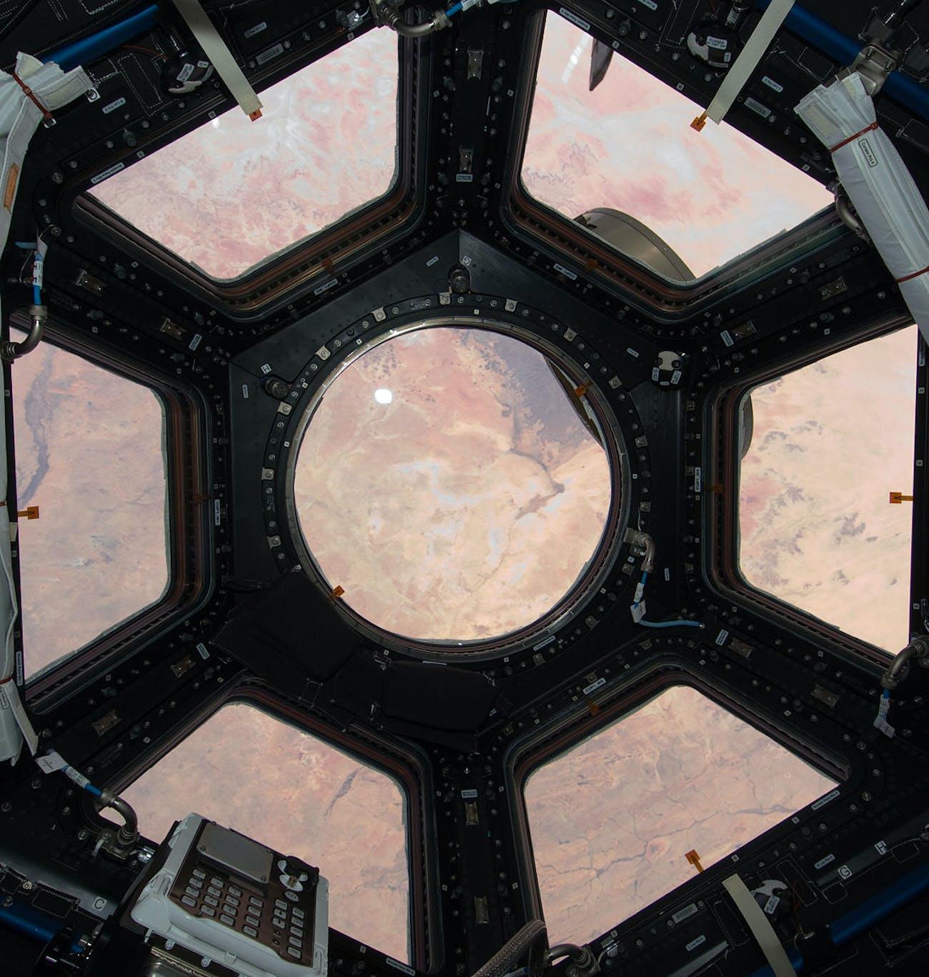 cupola sahara shot
