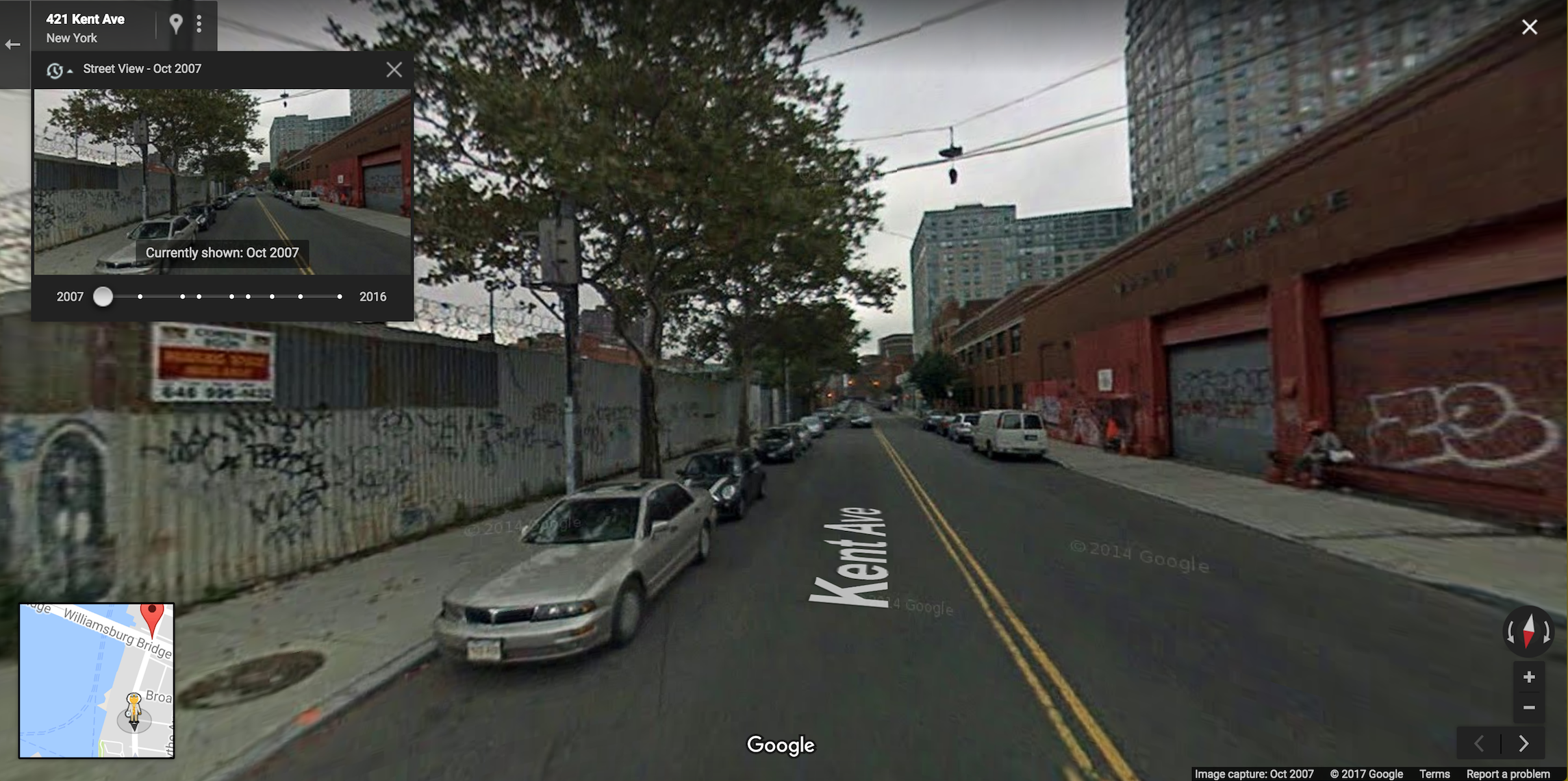 8 Wild Google Street View Images Of New York City Inverse