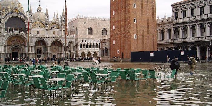acqua alta flood