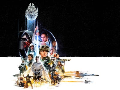 How the 'Star Wars' Celebration Art Highlights Lucasfilm's 'Rogue One' Problem