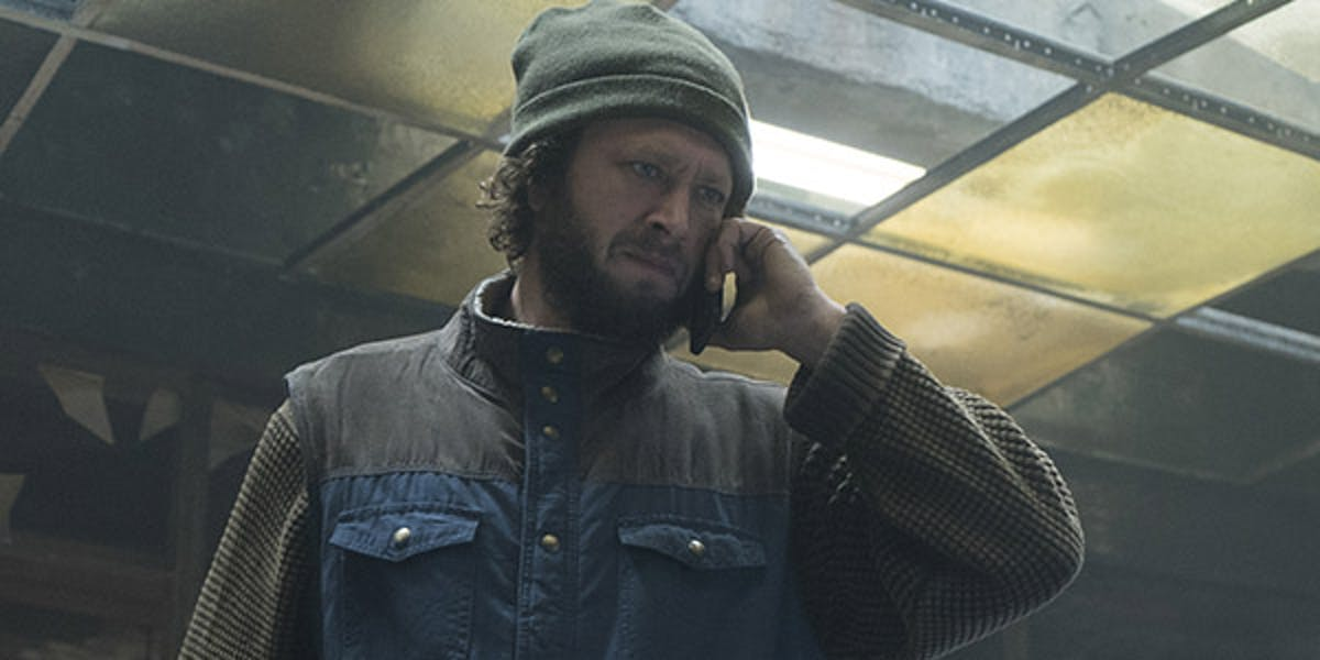 Ebon Moss-Bachrach as Micro on 'The Punisher'