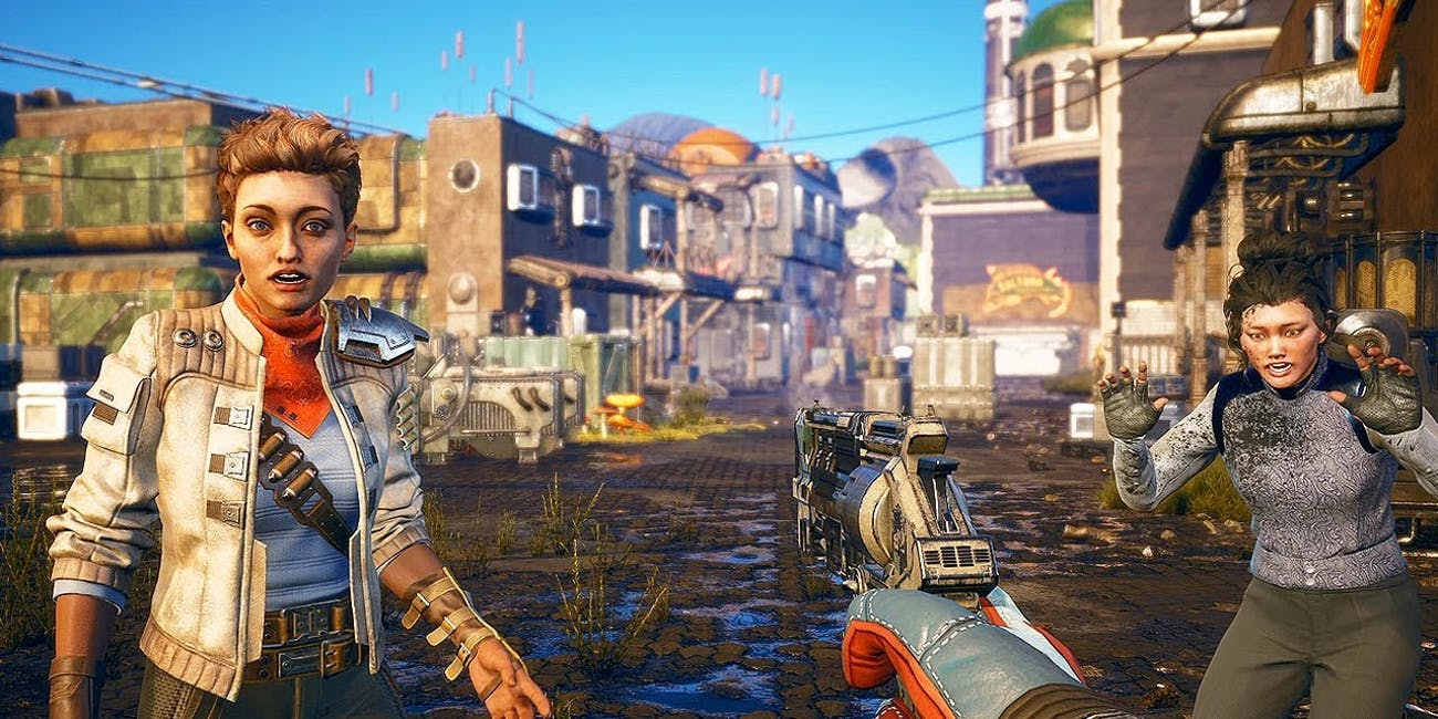 outer worlds game