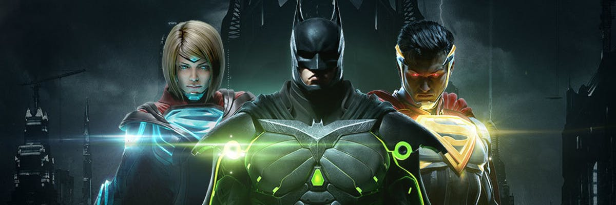 'Injustice 2' Out Now