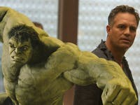 'Avengers: Infinity War' Hulk and Bruce Banner