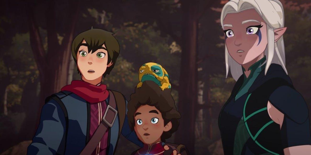 dragon prince season 3 release date nycc