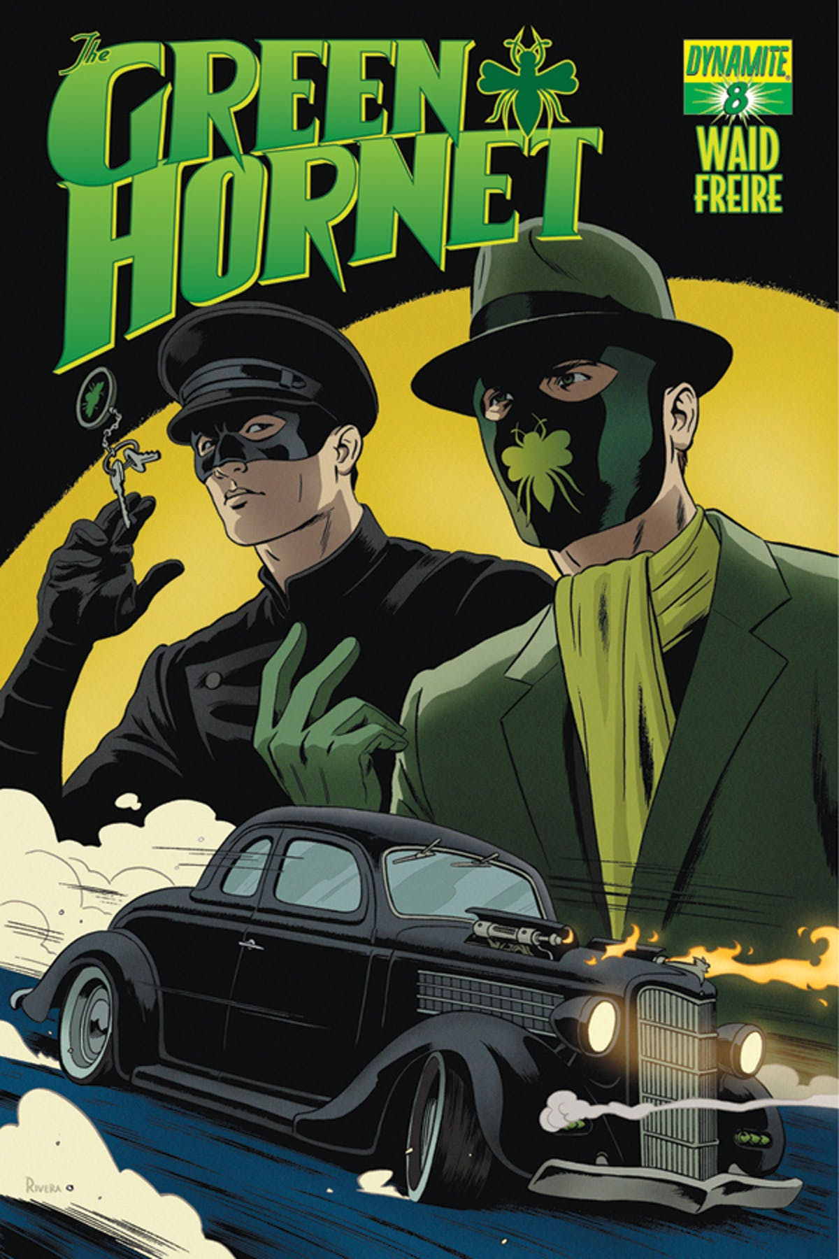 Green Hornet Kato