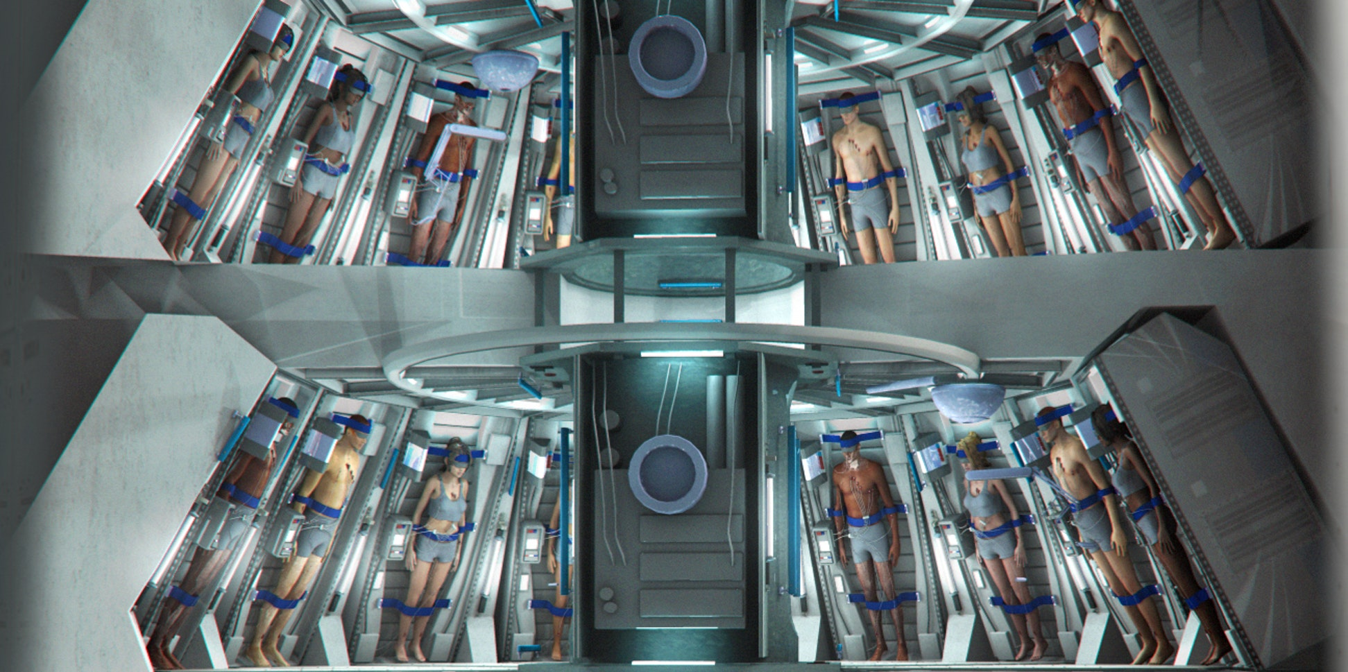 Inside the High-Tech, Mars-Bound Bear Den