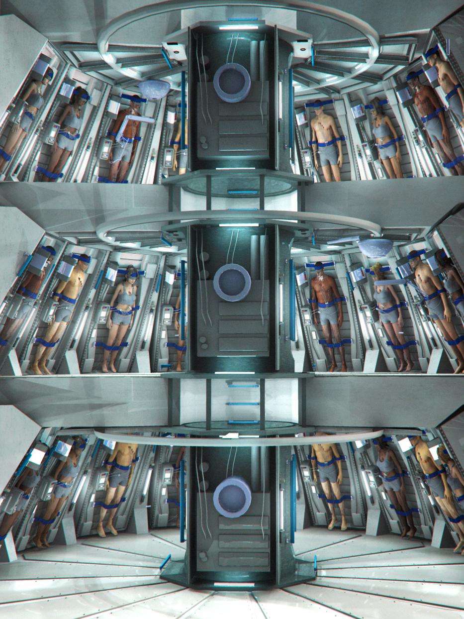 Spaceworks Enterprises Human hibernation torpor stasis suspended animation