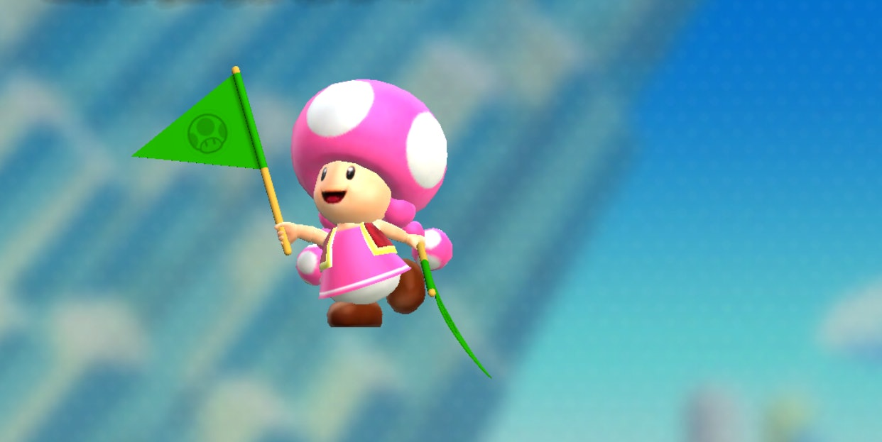 Toad Rally Is the Best Thing About 'Super Mario Run'