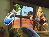 There's an easy way to get guaranteed minis, or Small Shield Potions, when players open a chest in 'Fortnite: Battle Royale'.
