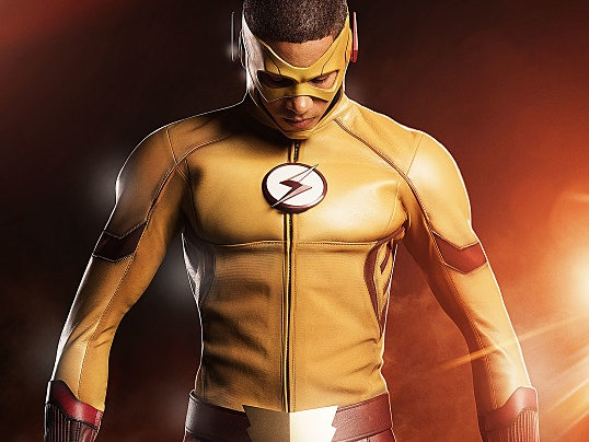 Read These 6 Wally West Comics Before 'The Flash' Season 3