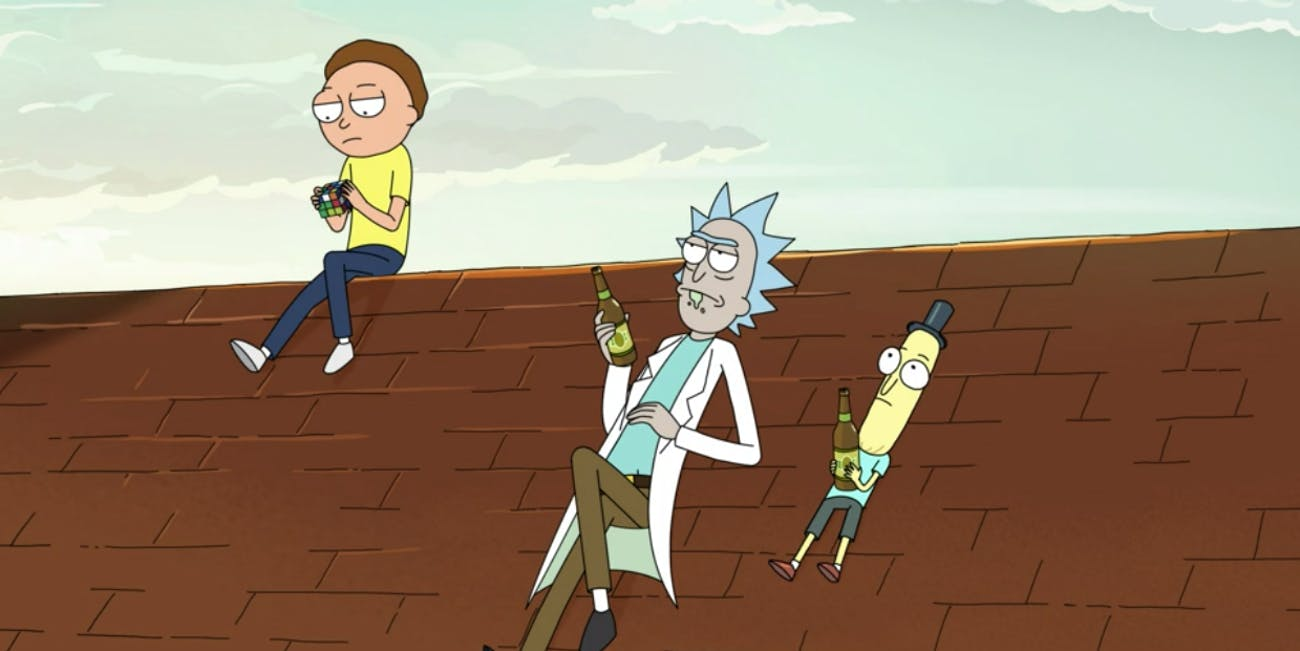 rick and morty season 4 mr poopybutthole