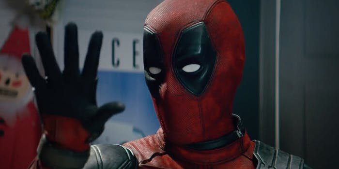 Once Upon a Deadpool Ryan Reynolds