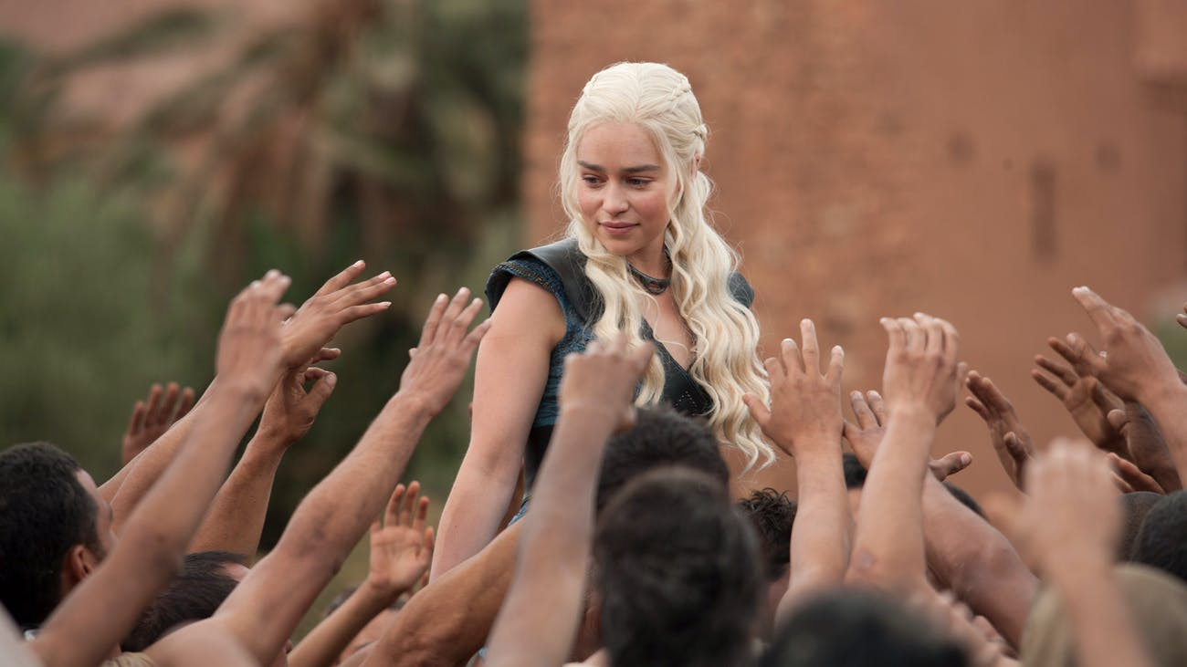 Daenerys, breaker of chains