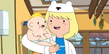 Finn Finally Meets His Mom, Minerva, on 'Adventure Time: Islands'