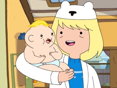 Finn Finally Meets His Mom, Minerva, on 'Adventure Time: Islands'