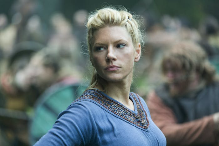 Lagertha in 'Vikings'