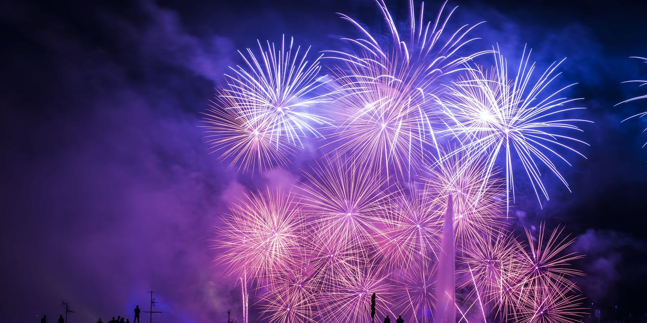Why Blue Fireworks Are Hard to Make, According to Science ...