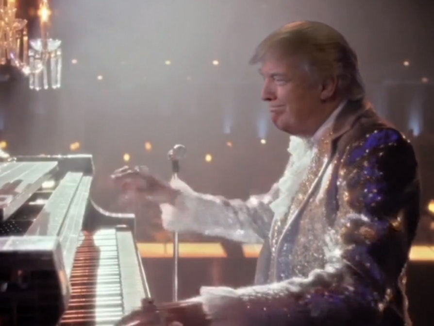 Donald Trump Should Drop His Campaign and Start a Music Career