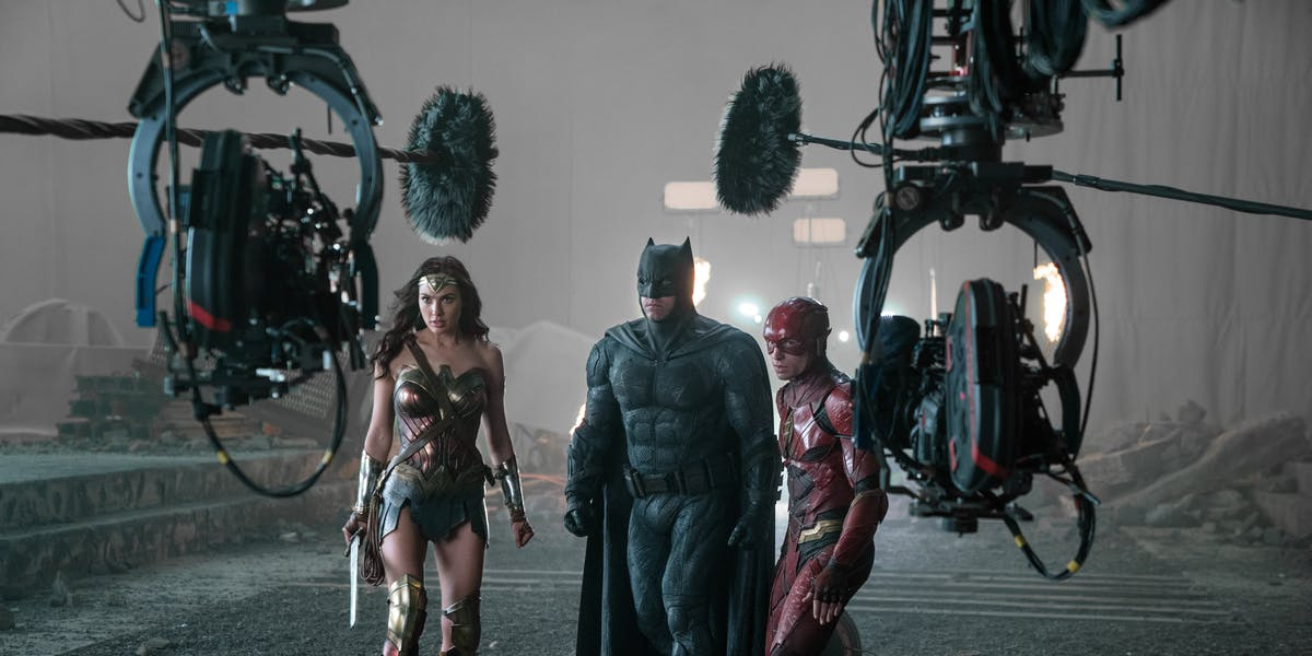 Justice League Director's Cut