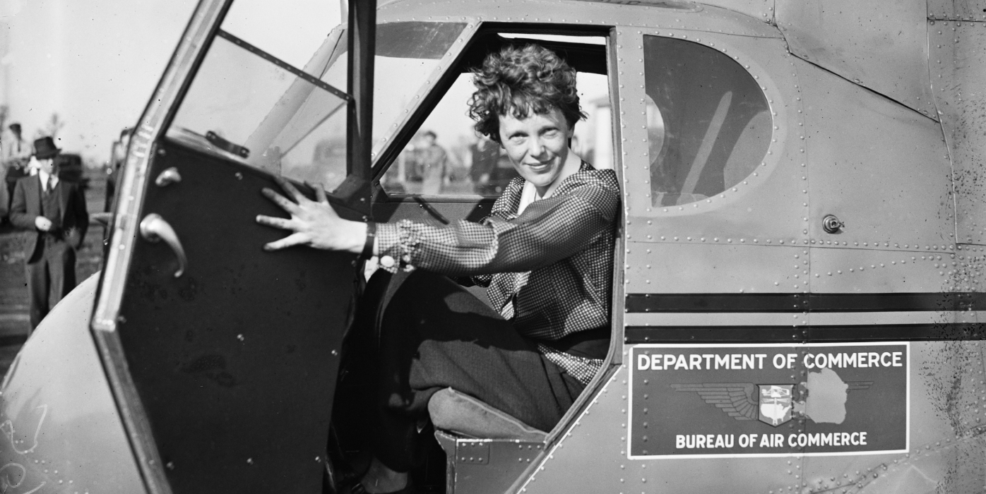 The mystery of Amelia Earhart continues.