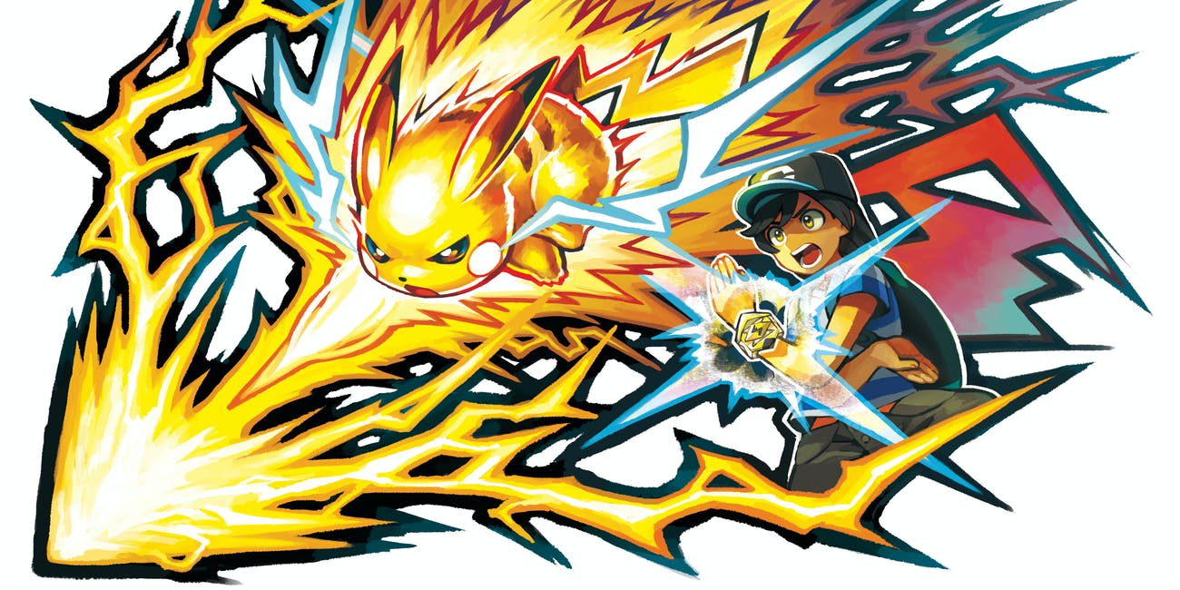 The Best Z Moves In Pokemon Sun And Moon Inverse