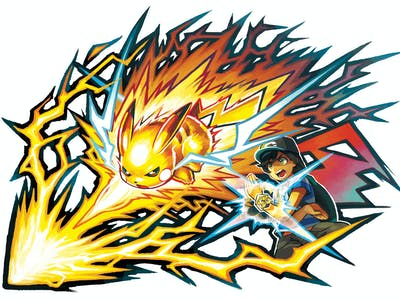 The Absolute Coolest Z-Moves in 'Pokémon Sun' and 'Moon'