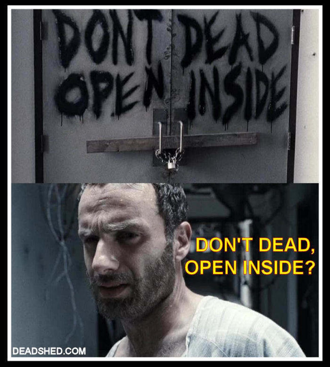 The 25 Best Memes From 'The Walking Dead'