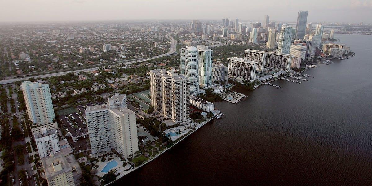 Miami is doomed.