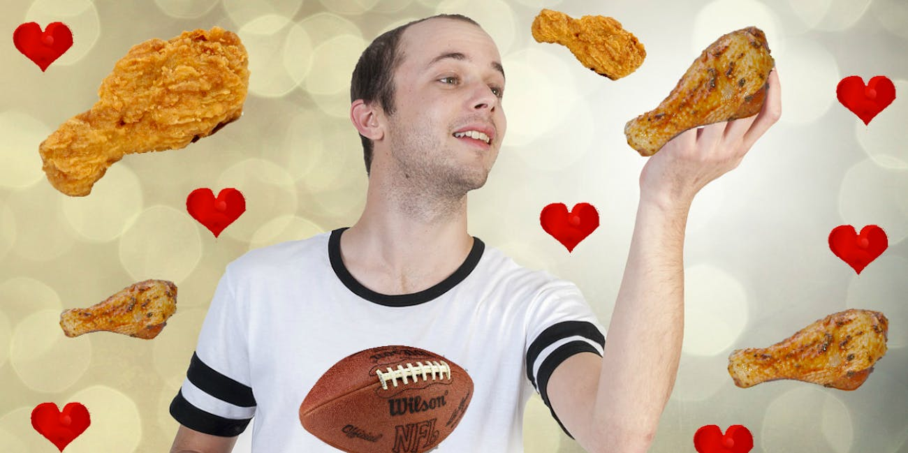 Watch out for meat chocking this Super Bowl.