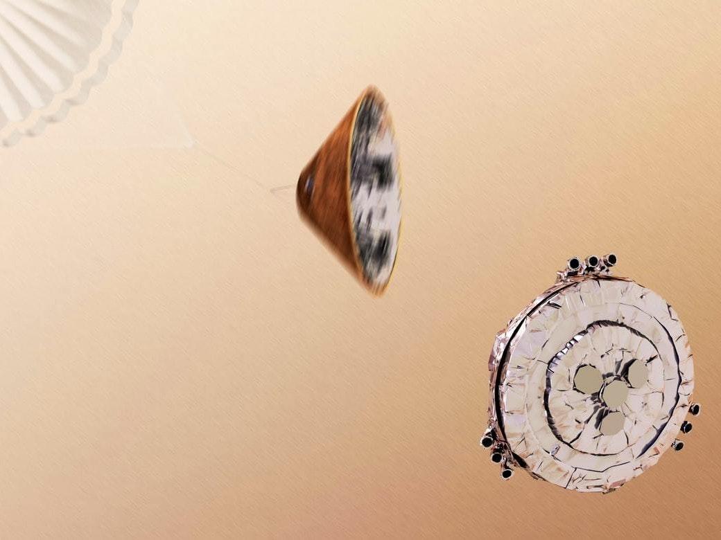 NASA Photo Offers Clues About Schiaparelli's Crash on Mars