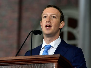 Zuckerberg's Advice for Beating the Forces of Oppression