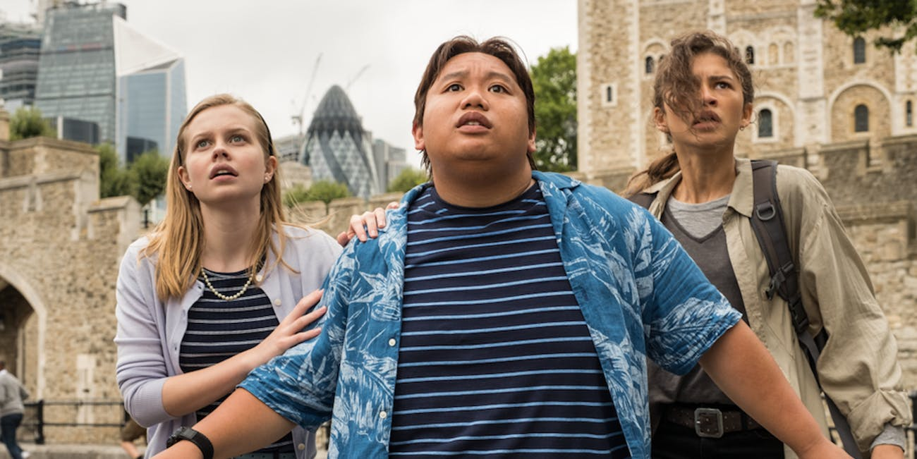 spider-man far from home review no spoilers