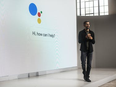 """Goodbye Search, Google Is Becoming """"A.I. First"""""""