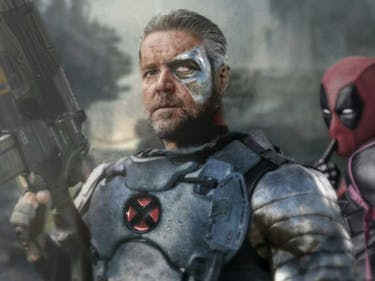 Russell Crowe Wants to Play Cable in 'Deadpool 2'