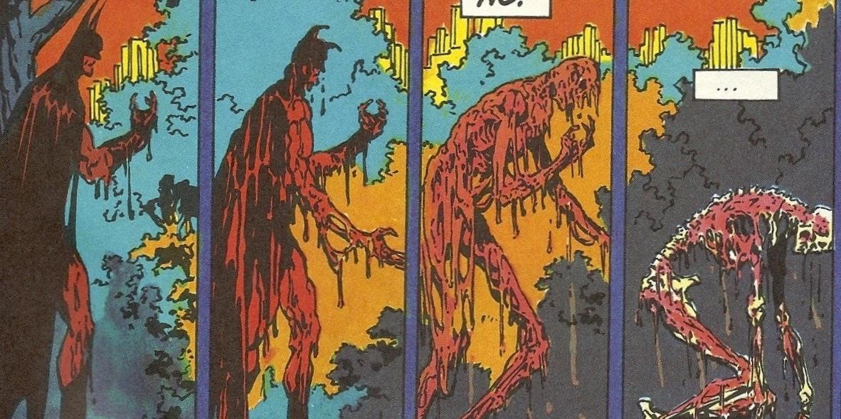 'Gotham' May Incorporate A Disturbing AF Cult Classic Comic