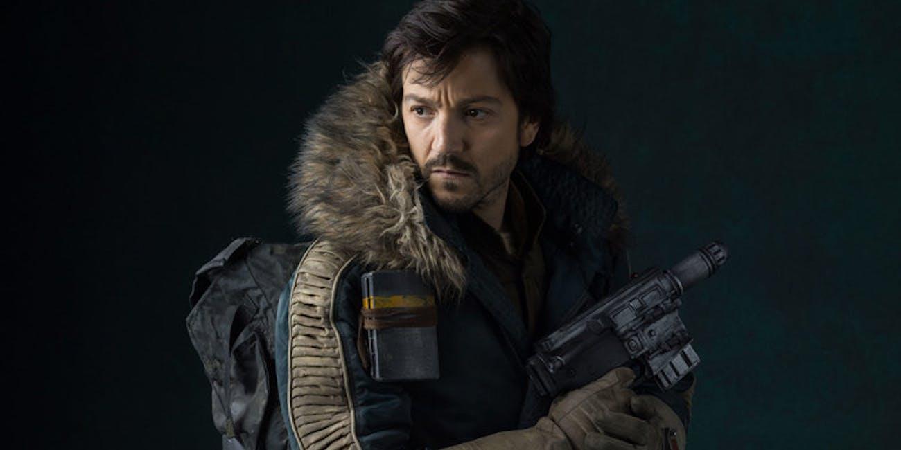 Rogue One Cassian Andor